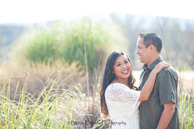 Becca Estrada Photography - Kirshner Engagement - Peter's Canyon-8