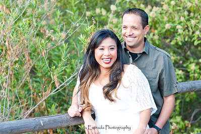 Becca Estrada Photography - Kirshner Engagement - Peter's Canyon-5