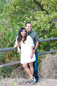 Becca Estrada Photography - Kirshner Engagement - Peter's Canyon-1