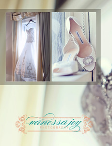 wedding album layout 003 (Side 5)