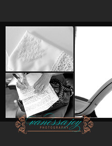 wedding album layout 006 (Side 11)