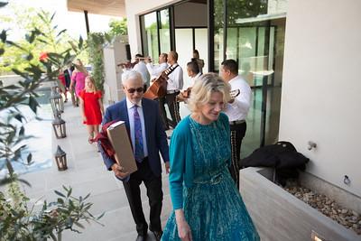 Kathleen and Arthur's wedding on May 12, 2018 in Austin, Texas.
