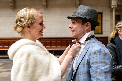 Bryllup Kathrine og Rikki