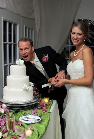 Kathryn & Trent Wedding Album