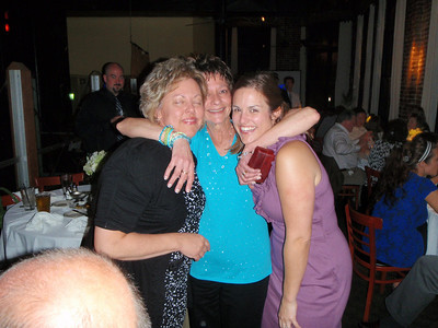 Susan, Beverly, and Katie