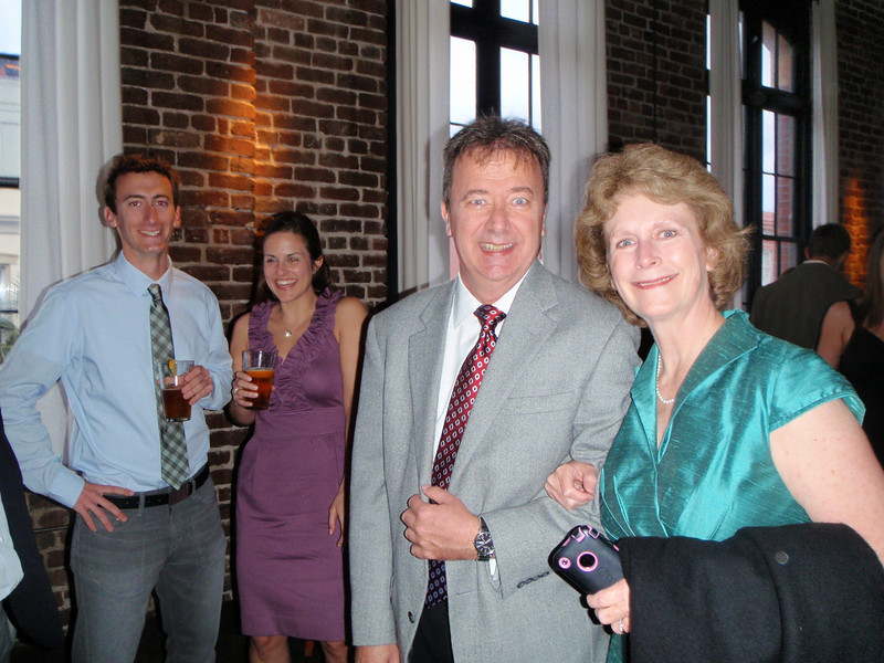 Keegan and Katie along with Steve and Nancy Sacko