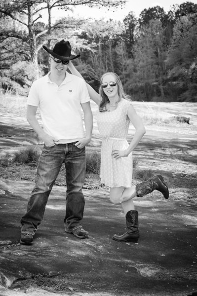 Our Engagement at Stone Mountain