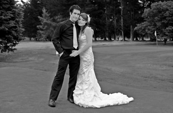 Katie and Daniel Wedding Jan 2011