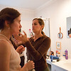 K and J getting ready 004