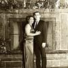 Juan and Mrs Salvadar sepia 2531