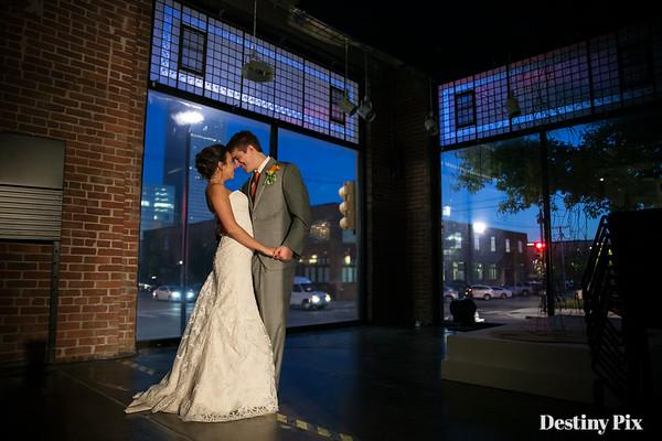 Katie and Logan's Wedding Pix