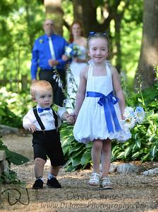 Wedding at Nathanael Green Close Memorial Park, Springfield, MO