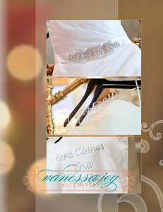 katie wedding album layout 011 (Sides 21-22) -R