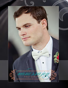katie wedding album layout 017 (Sides 33-34) -R