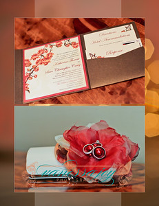 katie wedding album layout 005 (Sides 9-10) -L