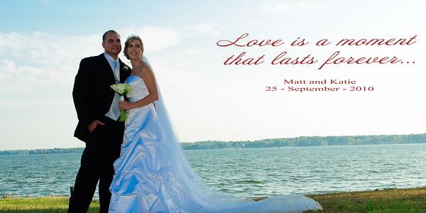 Wedding album slideshow