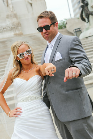 Katrina + Paul = Married!   Indianapolis, IN