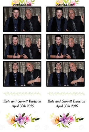 Katy & Garrett's Wedding