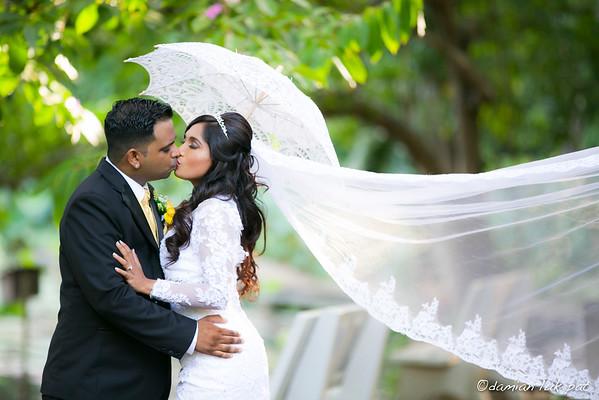 Kaydine & Ryan Wedding
