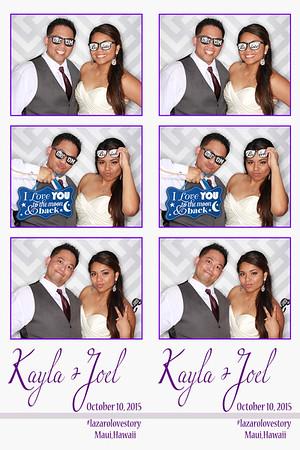 Kayla + Joel