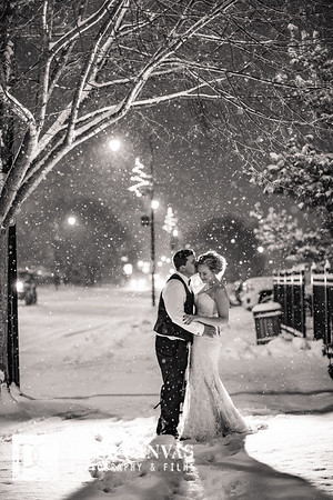 Kayla Tyler Winter Wedding