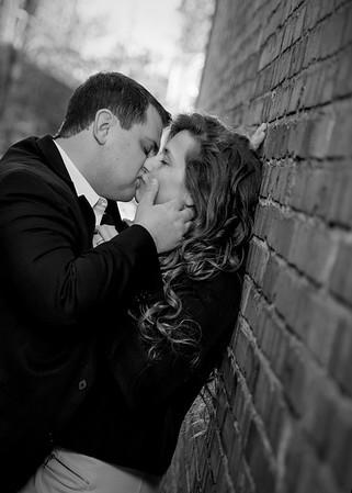 Engagement B & W