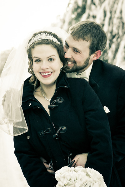 Kayla & Peter Winter Wonderland