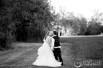 Kayla & Zach {wedding day}