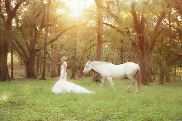 Kayla's Bridal Session