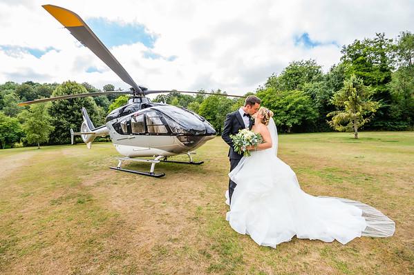 Kayleigh and Chesney - Wedding