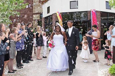 Kebeh & Matthew Wedding