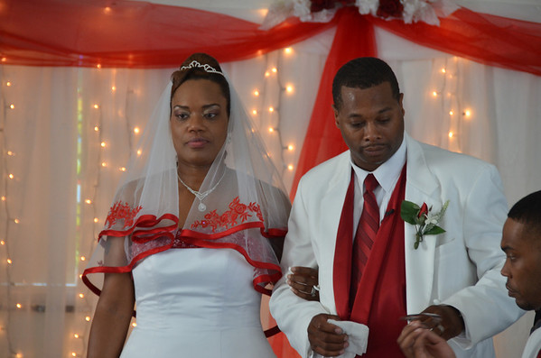 Keisha And Anthony Wedding 07/07/2012