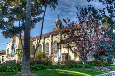 Holy Family Church, South Pasadena, California