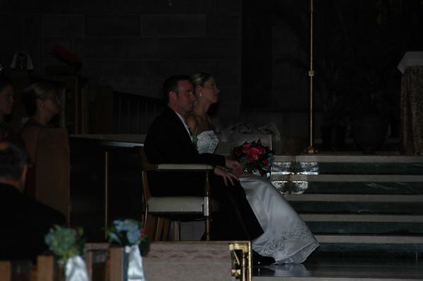 Keith and Melissa Gillan Wedding 8-12-06