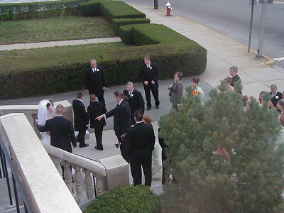 Keith & Krissy Wedding October 19, 2002