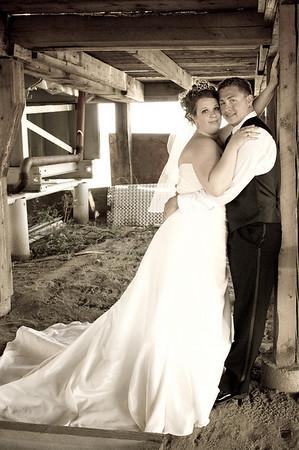 Kelita & Dylan's Wedding July 25, 2009