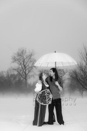 Foggy Engagement Favorites