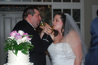 Kelley & Scott's Wedding Reception