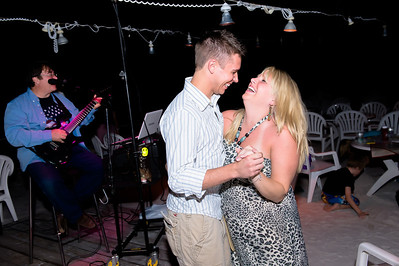 Kelli & Ben's 1st wedding anniversary at the Beachhouse restaurant on Anna Maria Island www.groupersandwich.com  Photos by Dara Caudill www.islandphotography.org