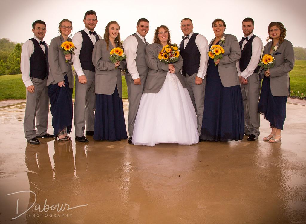 Willis Wedding Formal Photographs