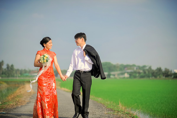 Kelly & ChinEng wedding