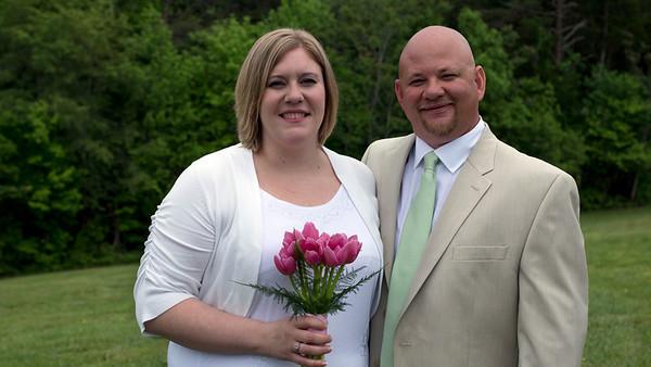Kelley & William's Wedding May 5th, 2012