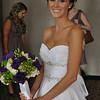 Isn't she beautiful.  Kelly, on her wedding day!