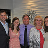 Love this picture:  Chris, Megan, me, Linda, and Kelly