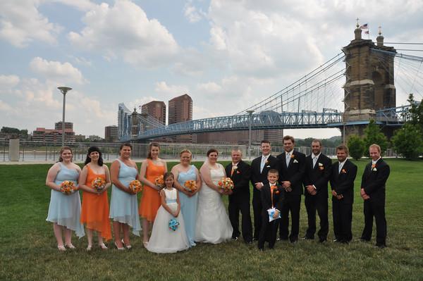 Kelsea & Jordan Martz's Wedding