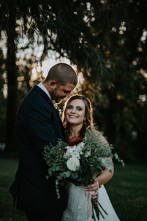 Kelsey & Reggie Wedding Day