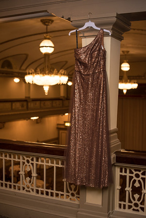 Hotel John Marshall Wedding in Richmond, VA