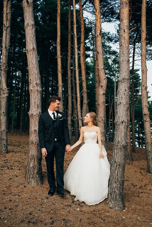 kelsey + erik | wedding | 5 points community church, oakhurst golf & country club, lake orion