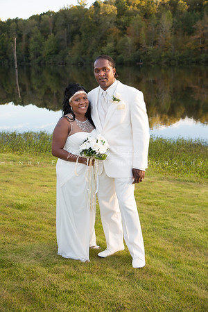 Ken & Lakeisha DeGourville 15th Wedding Anniv. & Renewing of Vowels