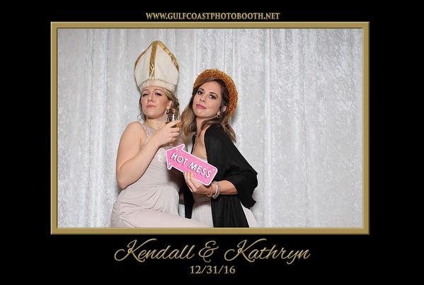 Kendall & Kathryn Wedding NYE